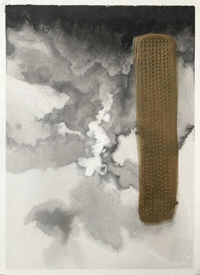 Mireille Robbe, 'Agitation alignée V', 2020