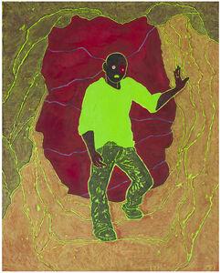 Thebe Phetogo, 'Descent to Zone', 2020
