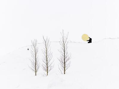Neil Folberg, 'Raising the Sun on the Winter Solstice', 2016