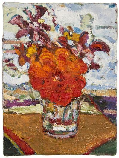 Bernard Chaet, 'Red Flower', 2010