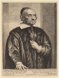 Jan Lievens, 'Daniel Heinsius'