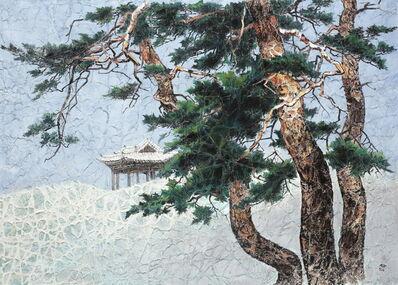So-An Hong, 'Finetree of Korea', 2014