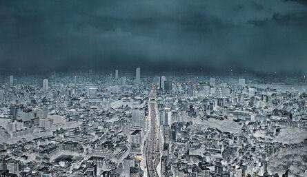 Santeri Tuori, 'Tokyo View #3', 2009