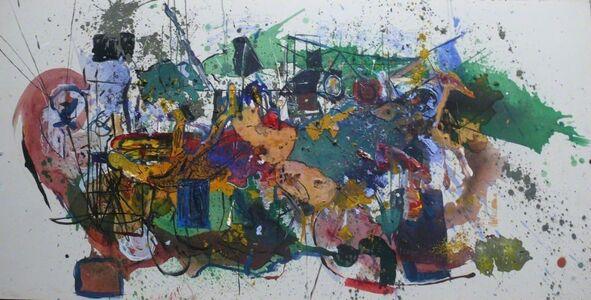 Marcelo Legrand, 'Arte Ba 4'