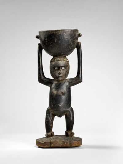 'Sculpture féminine (Female sculpture)'