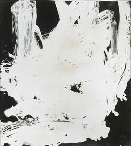 Wang Dongling 王冬龄, 'More than White, Snow', 2013