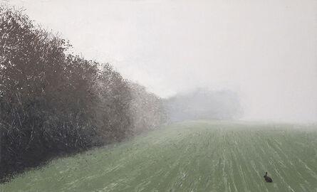 Benoît Trimborn, 'Lapin au brouillard', 2018