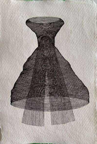 Danielle Dimston, 'Untitled (skirt or pants, which will it be?), No. 1', 2020