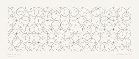 Bridget Riley, 'Composition with Circles 7', 2011