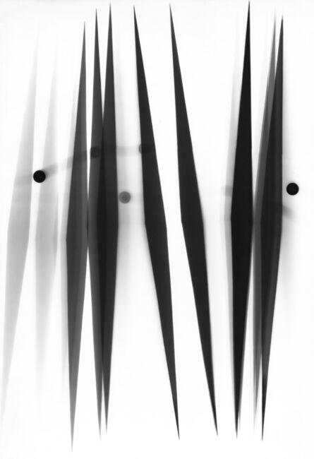 William Klein, 'Abstract # 7, Paris', 1952