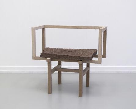 Fredrik Paulsen, 'Stoned Chair 1', 2015