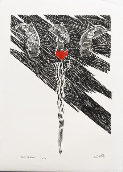 Mat Ali Mat Som, 'Jawa Deman Print 5', 2013