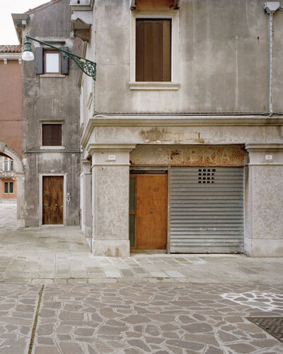 Giovanni Cocco, 'At what time does Venice Close 2', 2016
