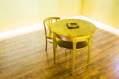 Olivia Mihaltianu, 'Smoking Room', 2013