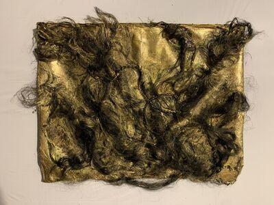 Katarra Peterson, 'Hairstract 10 (Celestial Noon)', 2021
