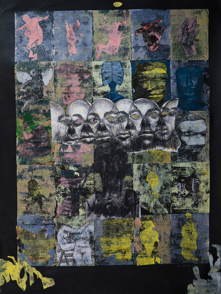 Ronald Muchatuta, 'Blackness ? VI', 2020