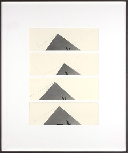Bruno V. Roels, 'The Pyramids and the Palm Trees Test (Perfection Part I)', 2018