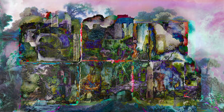 David Molander, 'The Green Ruin', 2019