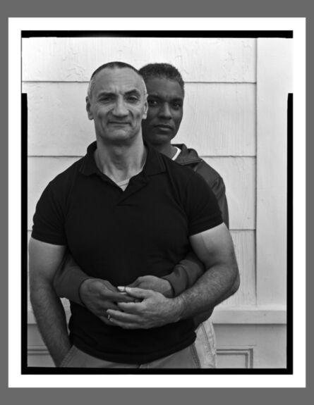 Robert Kalman, 'Ed & Byron, Provincetown'