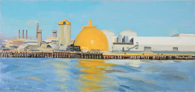 George Nick, 'Boston Harbor 26 Sept 2016', 2016