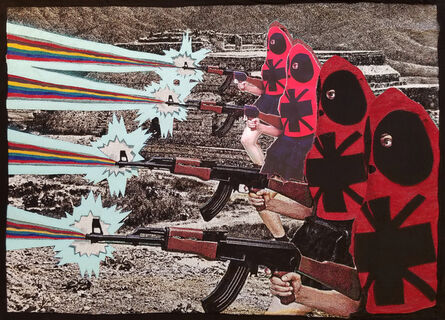 Elektra KB, 'Cathara Insurgents Defending Autonomous Liberated Territory', 2016