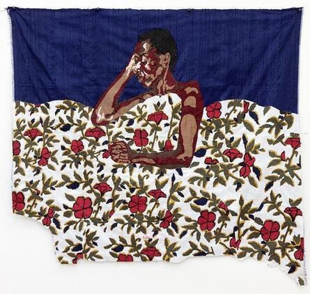 Billie Zangewa, 'Midnight Aura', 2012