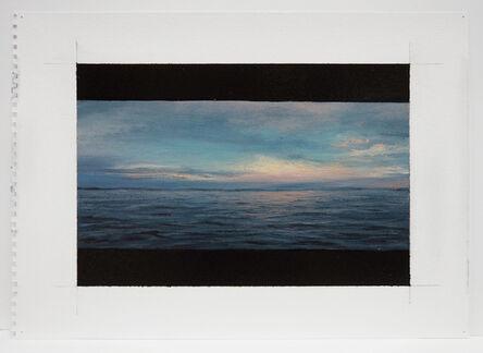 Adam Straus, 'Expanse: On Shinnecock Bay 2', 2015