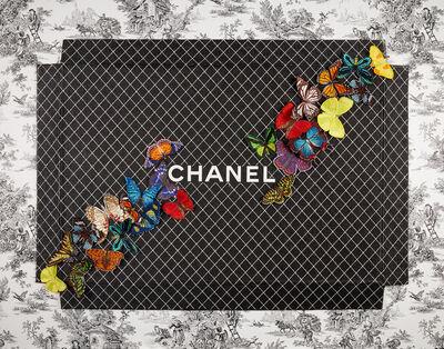 Stephen Wilson, 'XXL Black Chanel', 2018