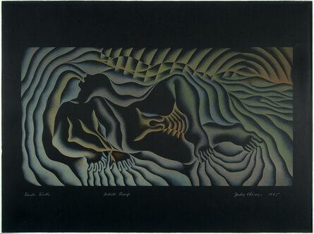 Judy Chicago, 'Earth Birth', 1985
