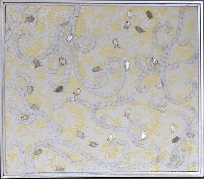 Veronica Gonzalez, 'Kimono Feathers', 2014