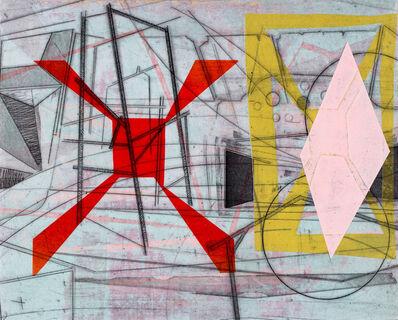 David Collins, 'Baffles', 2015-2016