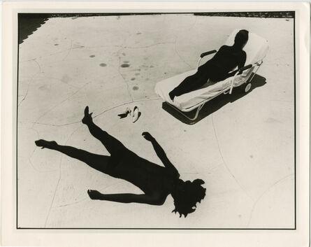 Jo Ann Callis, 'Black Sun Picture #1', 1976