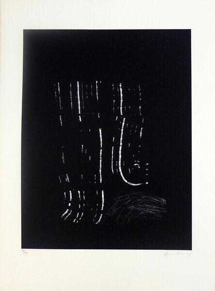 Hans Hartung, 'AL 4', 1977