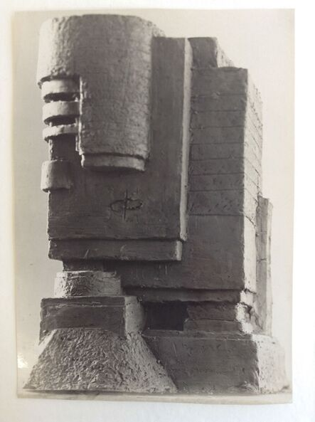 VKhUTEMAS WORKSHOPS, 'Vkhutemas IV-5-45', 1920s