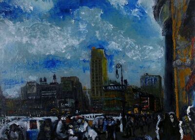 Clifford Isaac Addams, 'Union Square', ca. 1928