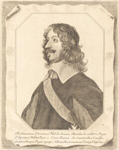 Claude Mellan, 'Abel Servien', in or after 1659