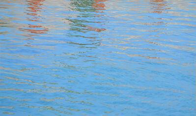 Sunghwan Kong, 'Water Blue', 2014