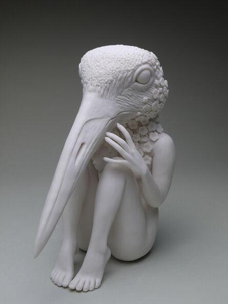 Crystal Morey, 'New Symbiosis Whooping Crane', 2018