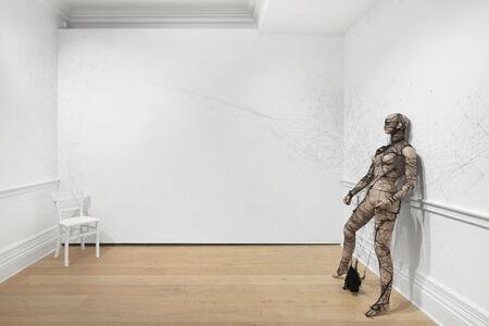 Annegret Soltau, 'Spider installation', 1978