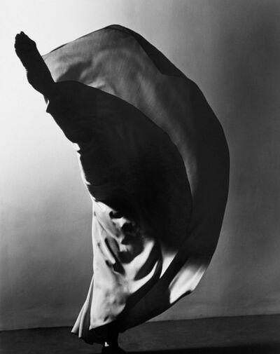 Barbara Morgan, 'Valerie Bettis, Desperate Heart (The Kick)', 1944