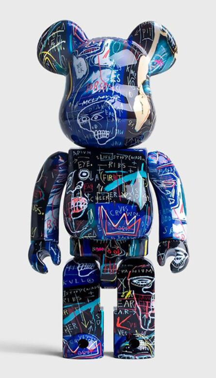 Jean-Michel Basquiat, 'Jean-Michel Basquiat Bearbrick 1000% (Basquiat BE@RBRICK)', 2019