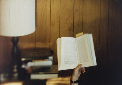 Joann Verburg, 'Reading at The Gumbo Limbo Apts', 1994