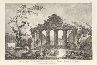 Jean Claude Richard de Saint-Non (author), 'Voyage Pittoresque Ou Description Des Royaumes De Naples Et De Sicile (vol. 3)', published 1781-1786