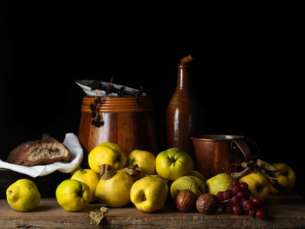 Paulette Tavormina, 'Still Life with Quince and Jug, after L.M. (from the series Bodegón)', 2014