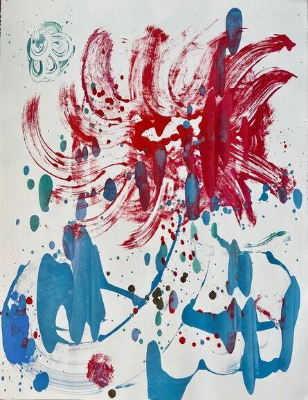Catherine Howe, 'Monotype no. 5', 2020