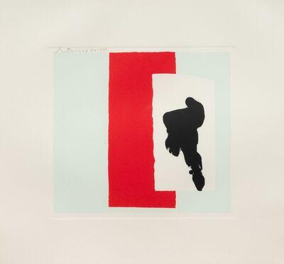 Robert Motherwell, 'The Berggruen Series, (portfolio of four lithographs)', 1980