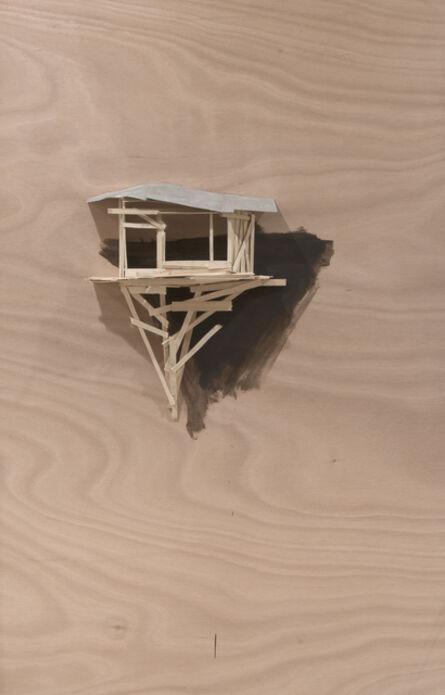 Tadashi Kawamata, 'Tree Hut Plan No. 27', 2015