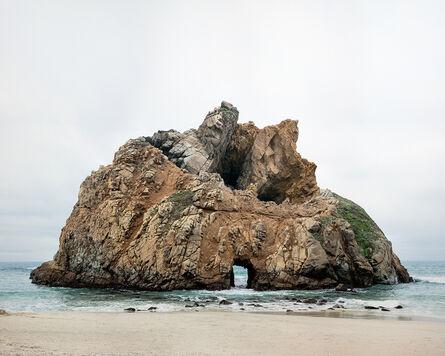 Laura Plageman, 'Response to Print of Pfeiffer Beach, California', 2014