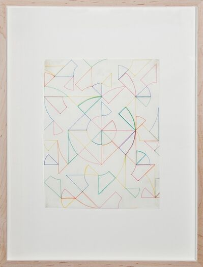 Eduardo Terrazas, 'Possibilities of a Structure: Cosmos 1.1.163b', 1974