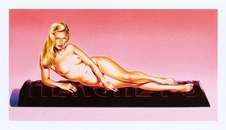 Mel Ramos, 'Sweet Odalisque', 1990-2000